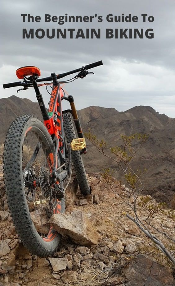 Mountain Biking For Beginners The 10 Minute Guide With Images
