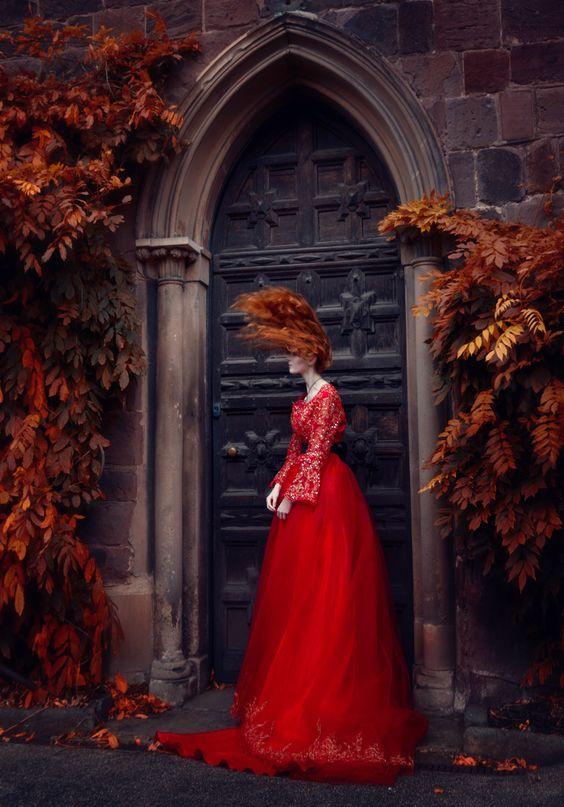 Photographer Salleh Sparrow Designer Violet Rose Vintage Makeup
