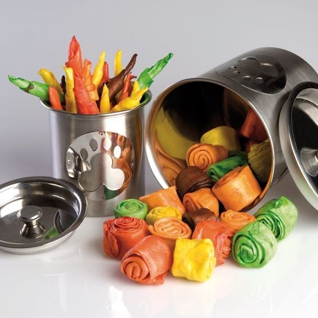 Treats for the pooch in all shapes and sizes! By Farm Company.  http://www.bamarang.co.uk/farm-company/