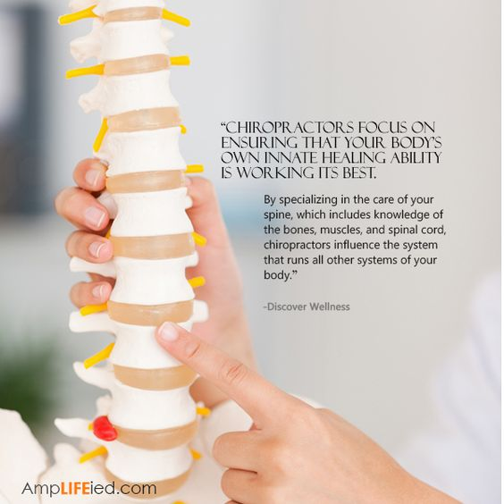 Learn About Chiropractic Techniques - The Joint