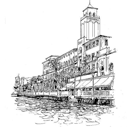 Gardone Riviera (Lake Garda) | Grand Hotel