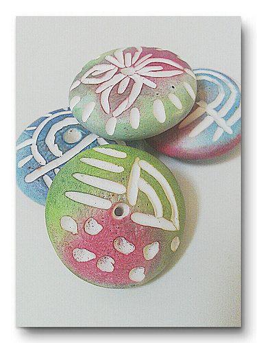Calypso Beads Boho Festive Resort Beads by OutofTimeDesigns, $12.00
