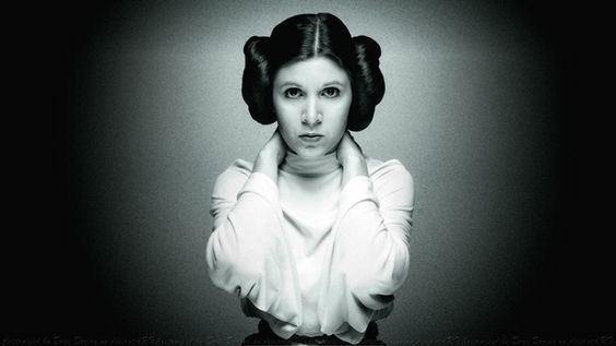 Carrie Fisher says she's returning to Star Wars (!?)