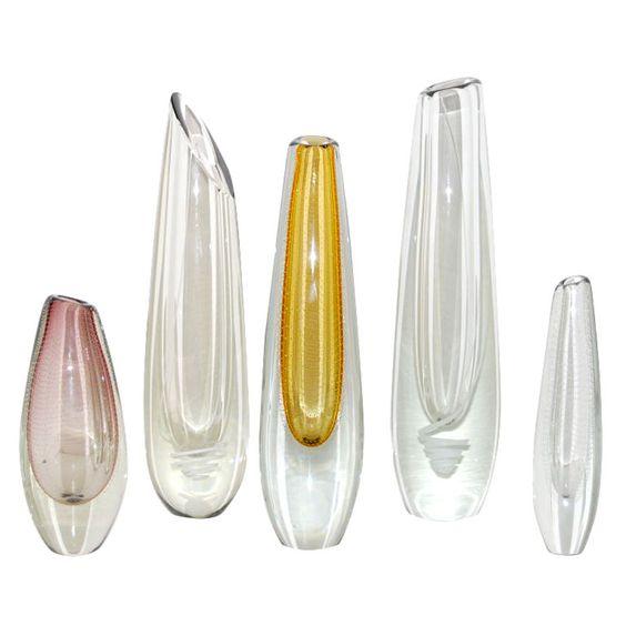 Scandinavisch glas Gunnel Nyman
