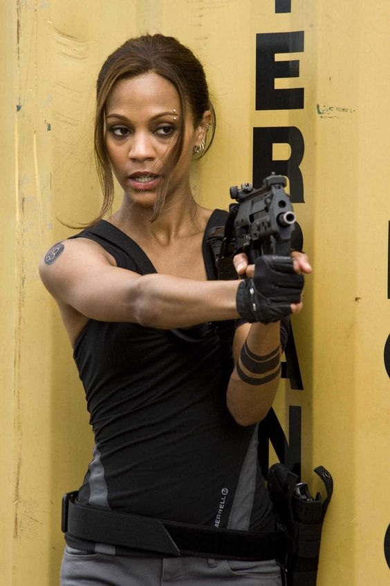 The Sexiest Women in Action Movies | The o'jays, Sexiest ...
