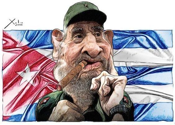 Mis décadas con Fidel Castro – Iglesia