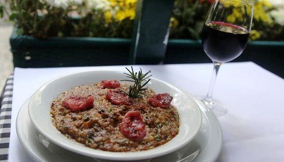 Patê de tomate seco e semente de girassol - RECEITA