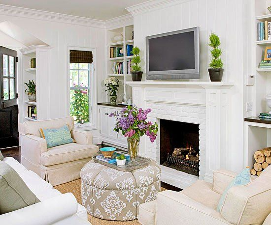 Living Room Furniture For Small Spaces, How To Arrange Furniture In A Small Living Room