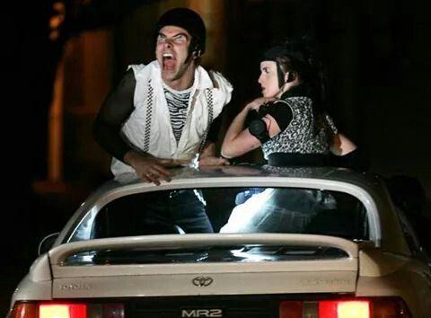 Drive By...Cambridge Theatre Festival.