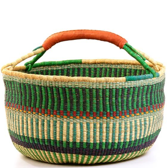 Baskets From Africa baskets are not only beautiful and useful, but great inspiration for inkle weaving.