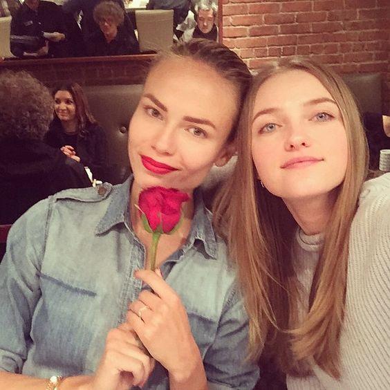 Natasha and pal  <3