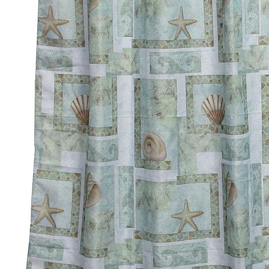 Jcpenney Home Sale: Shower Curtains, Spas And Shells On Pinterest