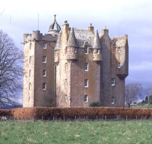 Mary queen of scots gave the castle land to her half brother james