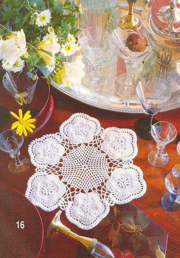 Hogar...Crochet - Thalia Atalaya - Picasa Web Albümleri