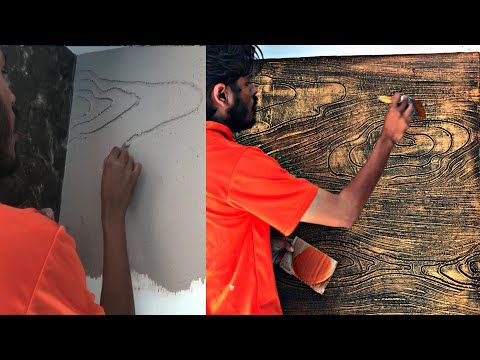 Wood Grains In The Texture Exterior And Interior Ultima Torino Asian Paints Youtube Asian Paints Wall Paint Designs Wood Grain