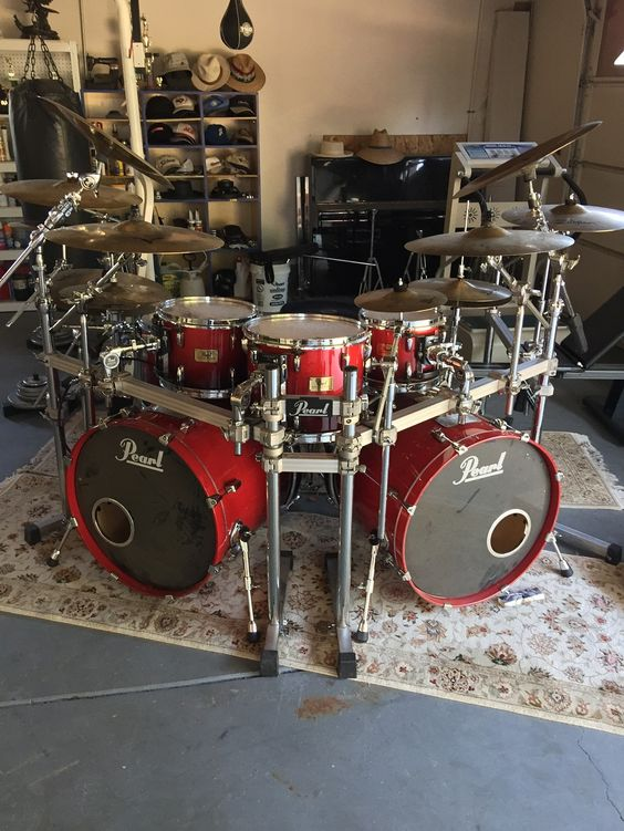 "Officiel ""Double Bass"" Drumset Discussion - Page 148"