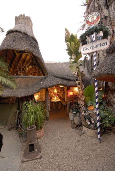 Joe's Beerhouse, Windhoek, Namibia
