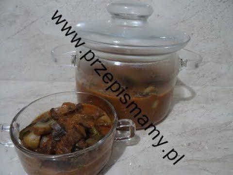 Przepismamytv Jak Zrobic Strogonow Decorative Jars Jar Decor