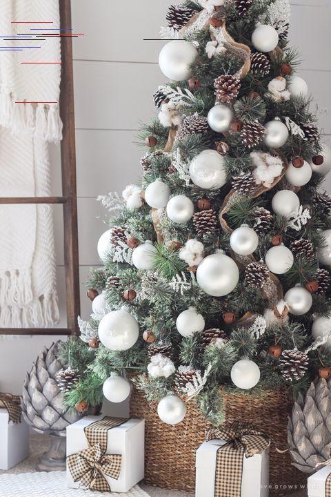 49 Perfecte Kerstboomideeen Kerstmis Nadert Snel En Lijkt Q Te Krijgen Kerst Decoraties Kerstmis