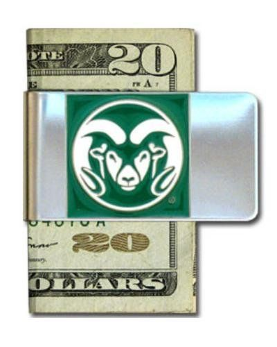 Colorado St. Rams Steel Money Clip by Siskiyou. $8.43. NCAA Colorado St. Rams Steel Money Clip. Save 72%!