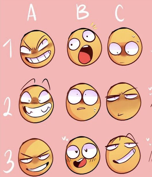 Pin By K C On Drawing Drawing Expressions Drawing Meme Drawing Base
