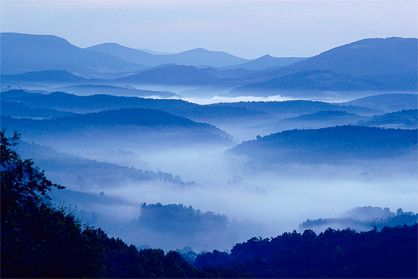 Beautiful Blue Ridge Mountains Boone N C The 10 Best Places To Retire In 2012 Us News