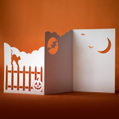 Image of all hallow's eve        Plane paper              $7.00