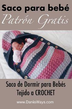 Tejer patrón Bebé sacos de dormir Snuggle sacos Yummy Grueso kingcole 5603