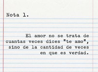 el amor es caca