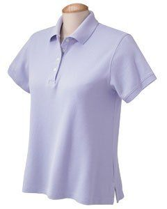 Women's Performance Plus Pique Polo Shirt, Color: Azalea, Size: XX-Large Chestnut Hill. $33.02