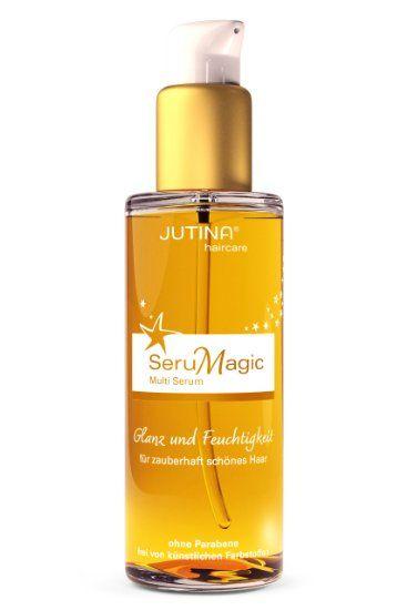 Jutina SeruMagic Haarserum 50ml: Amazon.de: Drogerie & Körperpflege