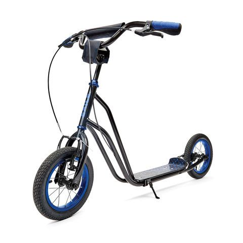 Bmx Scooter Black Kmart Bmx Scooter Bmx Stationary Bike