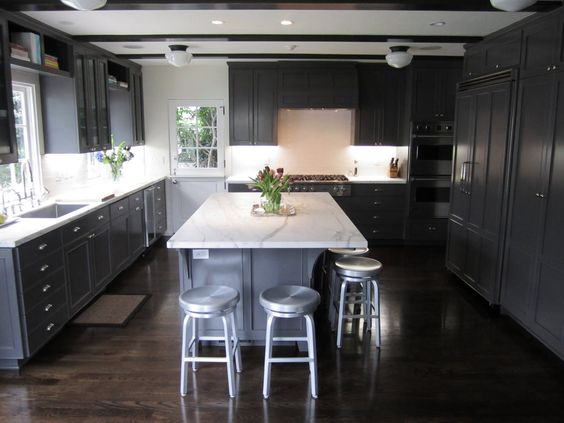 EXCLUSIVE: KITCHEN COUTURE - AN ELEGANT CALIFORNIA CLASSIC ...