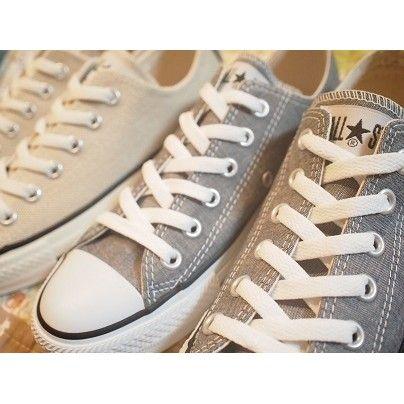 コンバースの靴紐の結び方大全!簡単に足元までこだわってみない?
