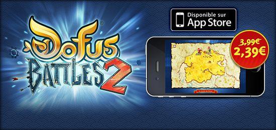 Nouvelle île pour Dofus Battles 1 & 2  Une mise à jour commune inclut à présent une nouvelle île dans Dofus Battles 1 et Dofus Battles 2 ! Un doigt suffira-t-il pour venir à bout des 9 batailles inédites qu'elle propose ?...