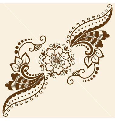 Pretty flower henna makedes mehndi mehendi designs pinterest stamps mehndi and mightylinksfo