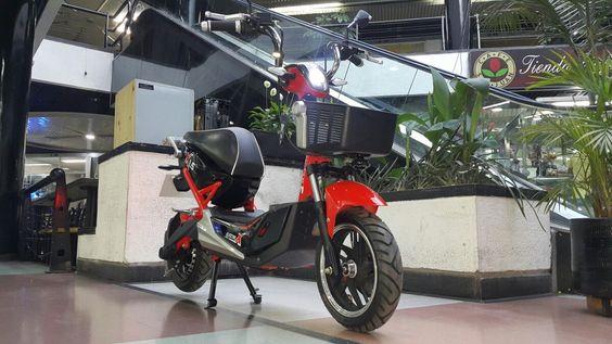 Bicimoto Eléctrica Yadea Xl5 2017 - Año Scooters y Ciclomotores - 0 km - en MercadoLibre