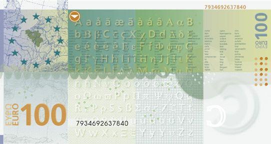 Euro Banknotes Designs Serie 26 Banknotes Design Currency Design Bank Notes