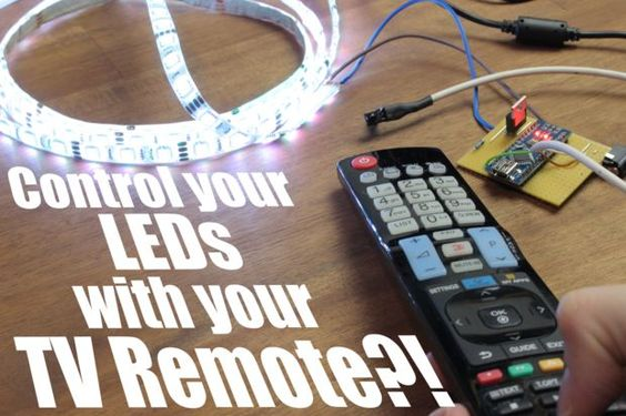 Picture of Control your LEDs with your TV remote?!    Arduino IR Tutorial