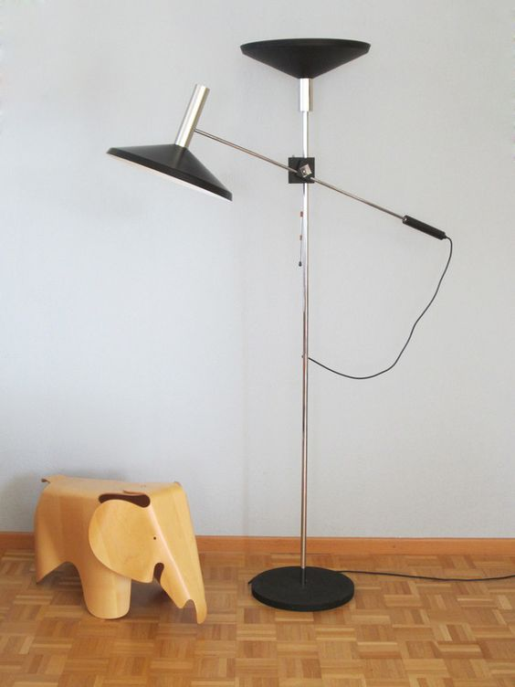 Eames Plywood Elephant and Megal (Switzerland) Lamp