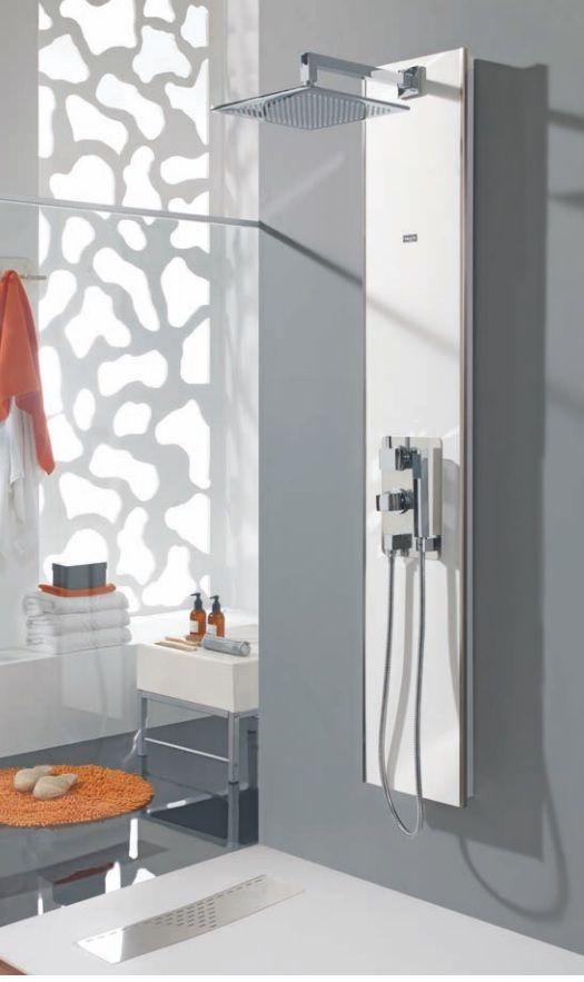 Plato de ducha extraplano de dise o moderno y elegante - Ducha de diseno ...