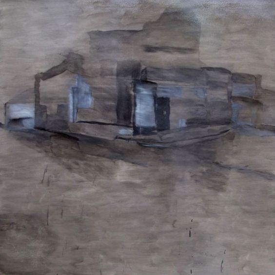 Domenico de Clario. 'r (rue ravignan - le bateau lavoir)' 2008/09