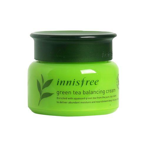 [INNISFREE] Green Tea Balancing Cream - 50ml