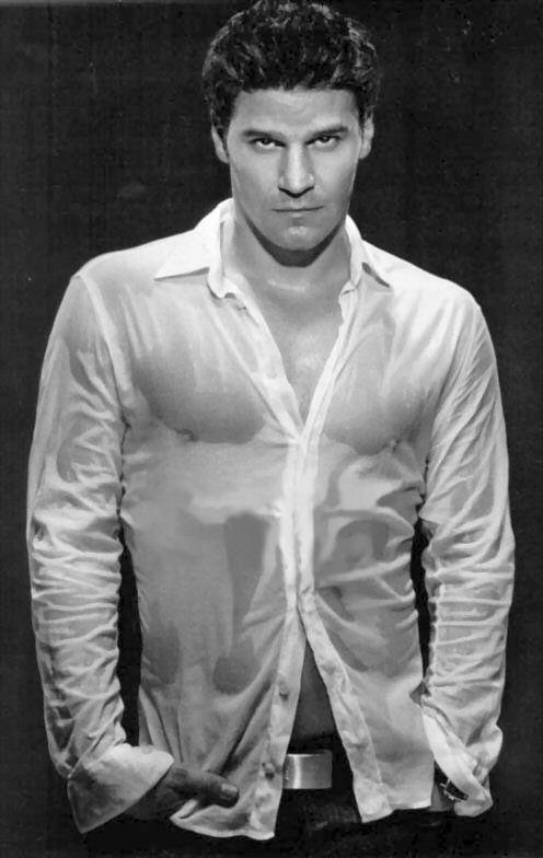 David Boreanaz also know as Booth <3