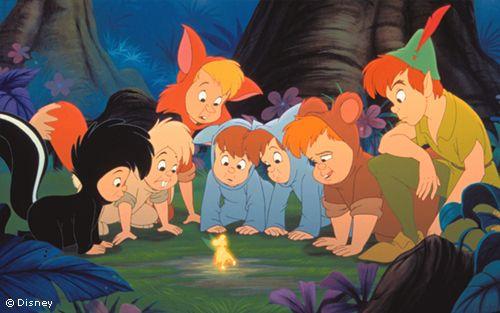 Peter Pan Film Di Animazione Peter Pan Immagini Disney