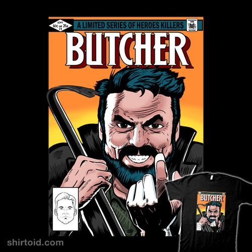 The Butcher Wolverine Comic Cover Wolverine Comic Comic Covers
