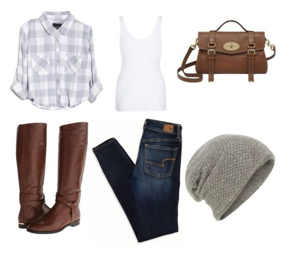"""Casual"" by georgiaofthejungle ❤ liked on Polyvore"