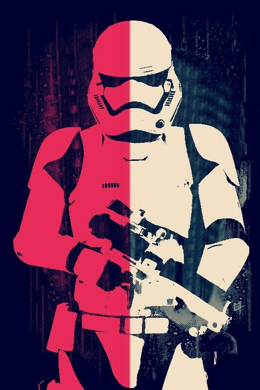 My White And Red Stormtrooper Star Wars Wallpaper Desktop Wallpaper Black Stormtrooper