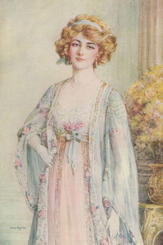 Talbot Hughes, Artist