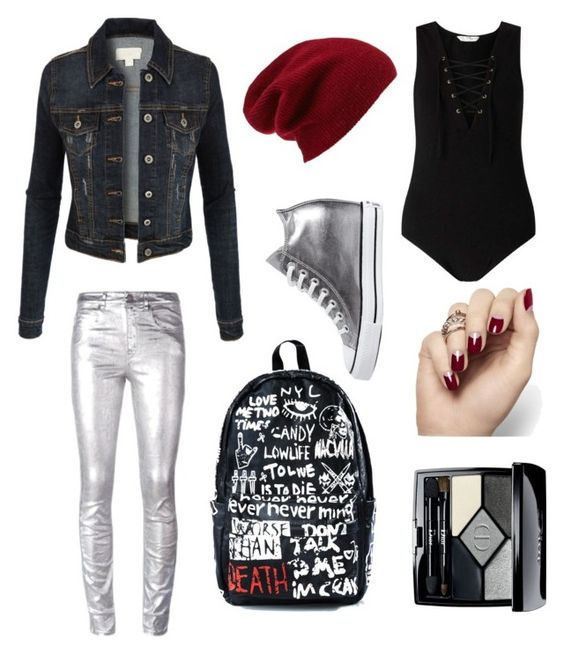"""""""Suit up"""" by saint-germain on Polyvore featuring Miss Selfridge, Étoile Isabel Marant, Converse, Haculla, Halogen, LE3NO and Christian Dior"""